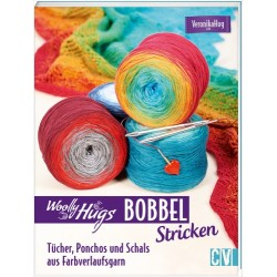 Woolly Hugs BOBBEL Stricken - CV_10036