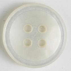 Polyesterknopf - Dill 18 mm