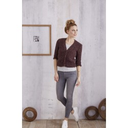 Jacke Tweed Style - Gratis Download