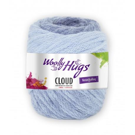 CLOUD - Woolly Hugs, 181 - hellblau/jeans_10377
