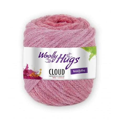 CLOUD - Woolly Hugs, 182 - rosé/rot_10378