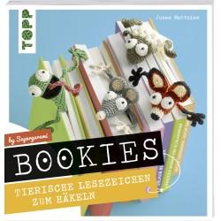 Bookies. Tierische Lesezeichen zum Häkeln by Supergurumi - Topp