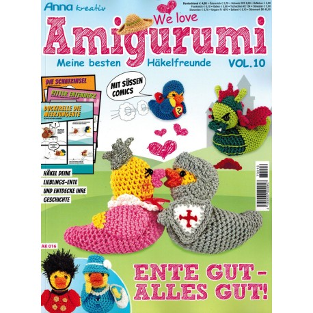 Amigurumi - Anna kreativ, vol.10_10676