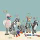 Der kleine Löwe Henri und seine gehäkelten Freunde - Becker Joest Volk_10881