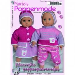 Marie's Puppenmode Nr. 11 - Andrea Kreativ
