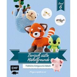 Tierisch süsse Häkelfreunde 06 - Ed. Michael Fischer