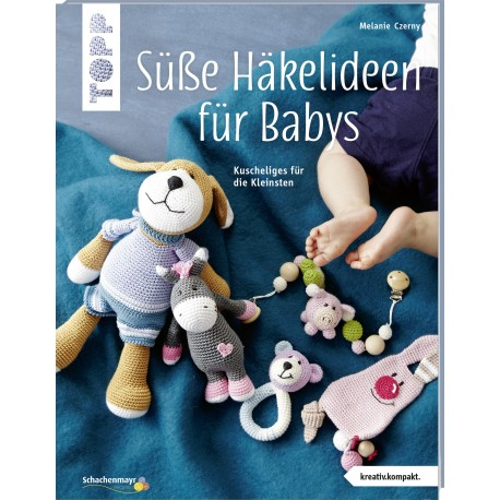 Süsse Häkelideen für Babys - Topp_10963
