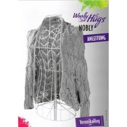 Woolly Hugs NOBLY Seelenwärmer Nizza - Gratis Anleitung