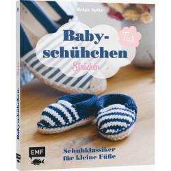 Babyschühchen Tick Stricken - EMF