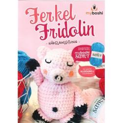 Ferkel Fridolin Häkelanleitung - Gratis Anleitung