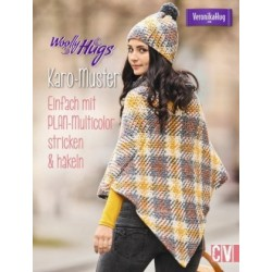 Woolly Hugs Karo-Muster - CV