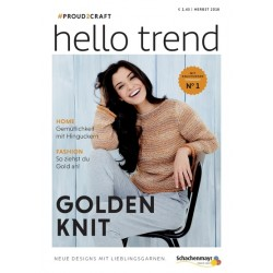 hello trend No1 - Golden Knit - Schachenmayr_13262