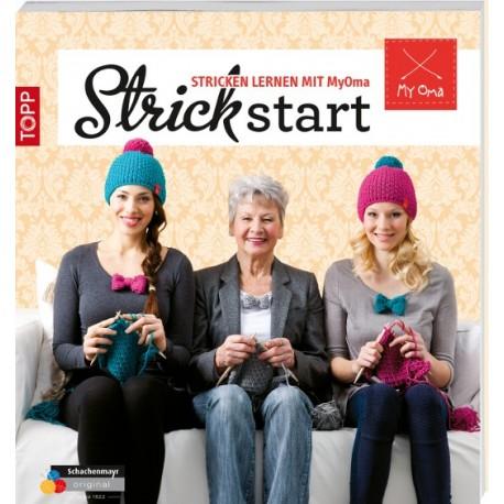 Strick Start - Topp_1340