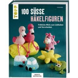 100 süße Häkelfiguren - Topp