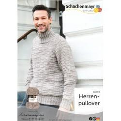 Herrenpullover - Gratis Anleitung_13440