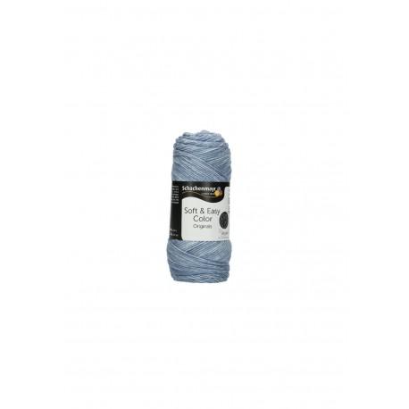 Soft & Easy Color - Schachenmayr, 00080 - denim color_13641