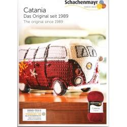 Catania Faden-Farbkarte - Schachenmayr