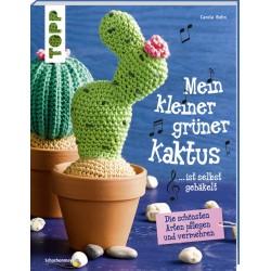 Mein kleiner grüner Kaktus ist selbst gehäkelt - Topp