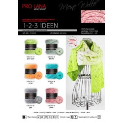 1-2-3 Ideen - Pro Lana