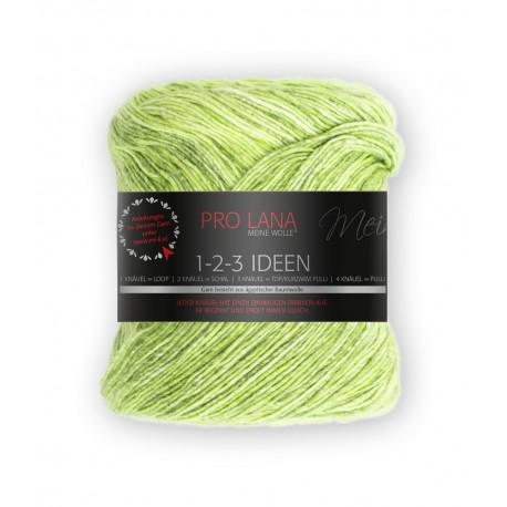 1-2-3 Ideen - Pro Lana, 01 - green apple_13806