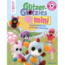 Glitzer-Glotzies mini - Topp