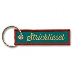 Strickliesel- Schlüsselanhänger - Strickimicki_14031