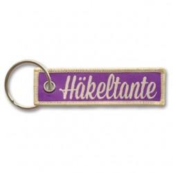 Häkeltante- Schlüsselanhänger - Strickimicki