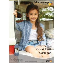 Good Time Cardigan 10496 - Gratis Anleitung