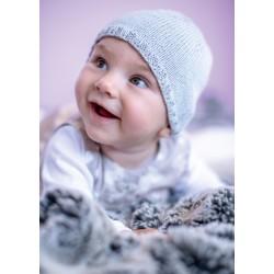 Babymütze mit Zipfel 10471 - Gratis Anleitung_14390