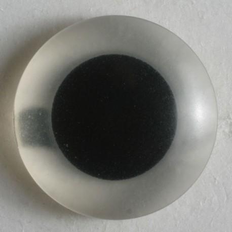 Knopf- Auge mit Öse 18 mm - Dill_14495