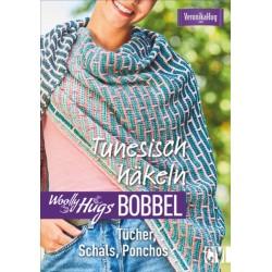 Woolly Hugs Bobbel Tunesisch häkeln - CV_14561