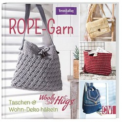 Woolly Hugs Rope-Garn - CV