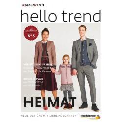 hello trend No5 - Heimat - Schachenmayr