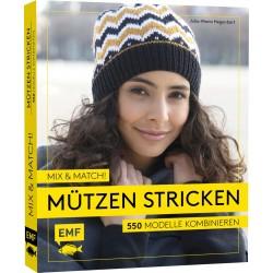 Mix and Match! Mützen stricken - EMF_15849