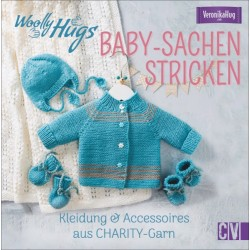 Woolly Hugs Baby-Sachen stricken - CV_16150