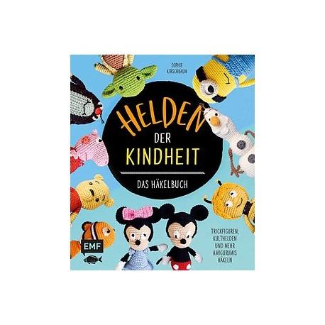 Helden der Kindheit, Das Häkelbuch - EMF_16462