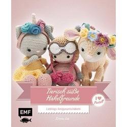 Tierisch süße Häkelfreunde  I love Pastell - EMF_16471