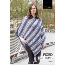 Fjord Poncho Anleitung - Pro Lana_16831