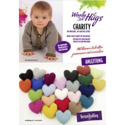 Charity Häkelherz Anleitung - Woolly Hugs