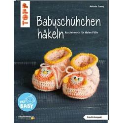 Babyschühchen häkeln (kreativ.kompakt.) - Topp
