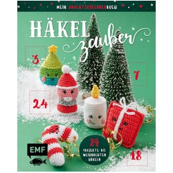 Mein Adventskalender-Buch: Häkelzauber - EMF_17196