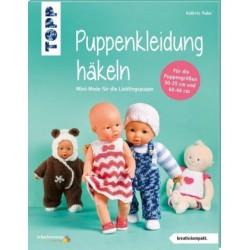 Puppenkleidung häkeln (kreativ.kompakt.)_17197