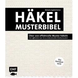 Die Häkelmusterbibel - Über 200 effektvolle Muster häkeln - EMF_17198