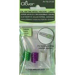 Spiralförmige Nadelhalterung (Gross) - Clover_17310