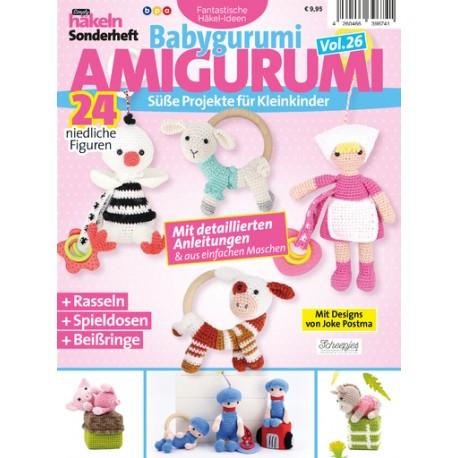 Sonderheft Babygurumi - Simply Häkeln Vol. 26_17328