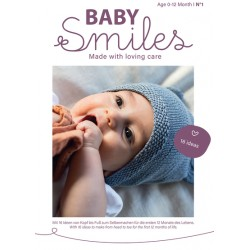 Lookbook No. 1 Newborn - Baby Smiles