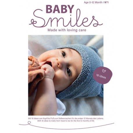 Lookbook No. 1 Newborn - Baby Smiles_17638