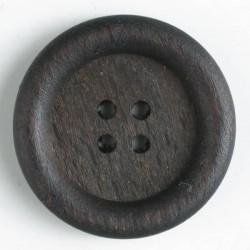 Holzknopf  4-Loch 18 mm - Dill_17757