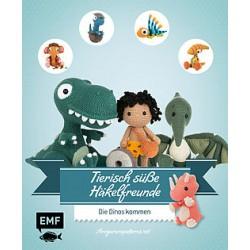 Tierisch süße Häkelfreunde, Die Dinos kommen - EMF