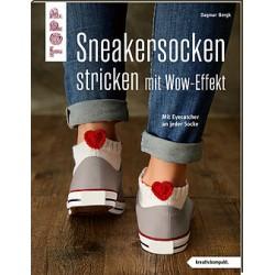Sneakersocken stricken mit Wow-Effekt (kreativ.kompakt.) - Topp_18485